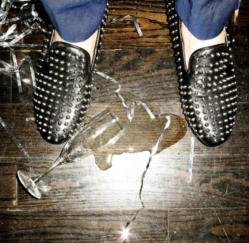 Steve Madden Has Disco Fever for Winter 2013 Trendbook