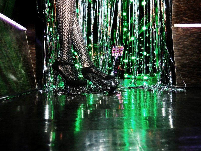 DiscoMadden11 Steve Madden Has Disco Fever for Winter 2013 Trendbook