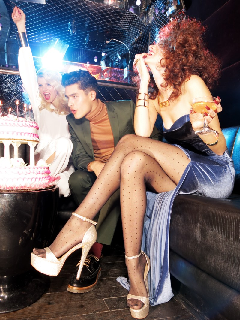 DiscoMadden7 Steve Madden Has Disco Fever for Winter 2013 Trendbook
