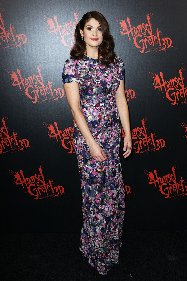 Gemma2 Gemma Arterton in Erdem at the Hansel & Gretel Witch Hunters Sydney Premiere