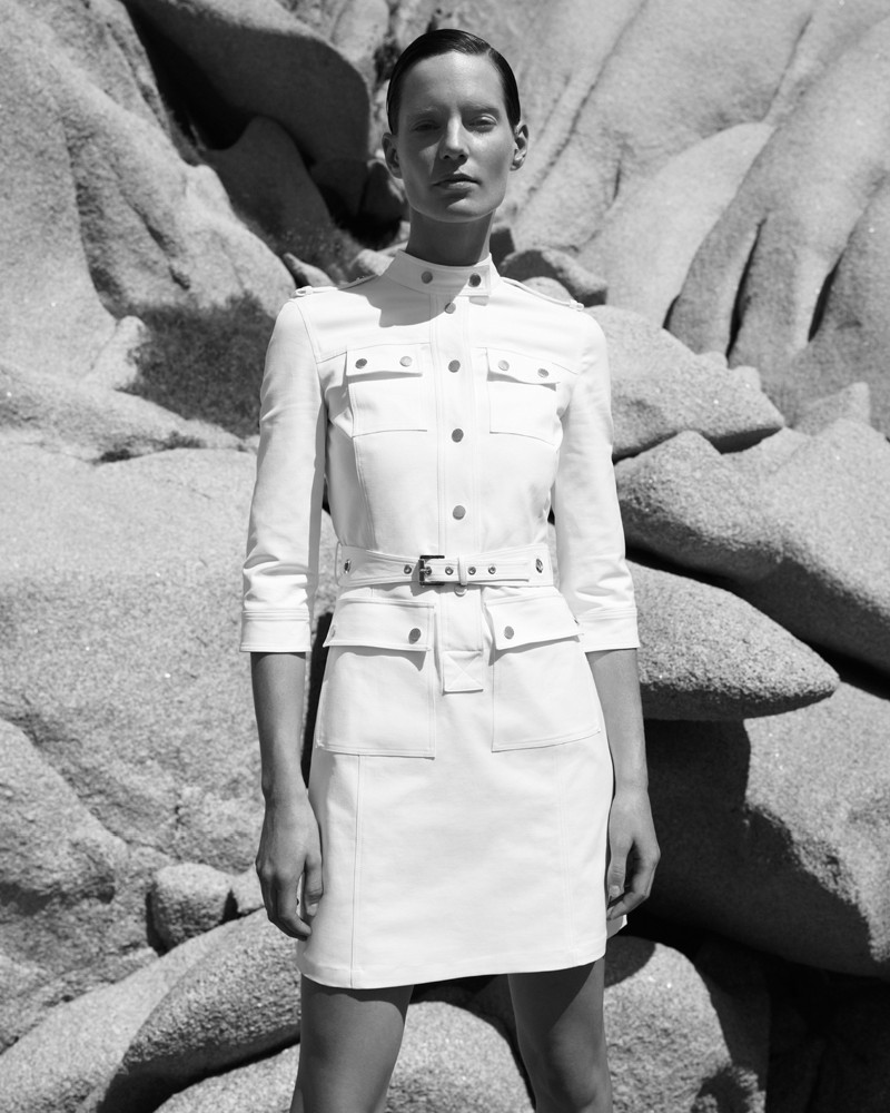 IrisBergdorf16 Iris Strubegger Dons the Resort 2013 Collections for Bergdorf Goodman by Sofia & Mauro
