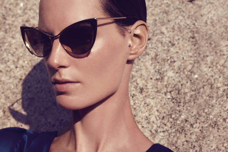 IrisBergdorf17 Iris Strubegger Dons the Resort 2013 Collections for Bergdorf Goodman by Sofia & Mauro