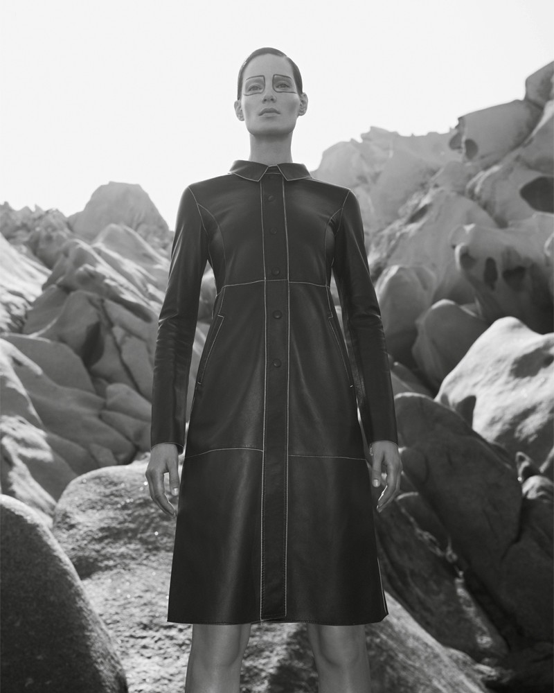 IrisBergdorf23 Iris Strubegger Dons the Resort 2013 Collections for Bergdorf Goodman by Sofia & Mauro