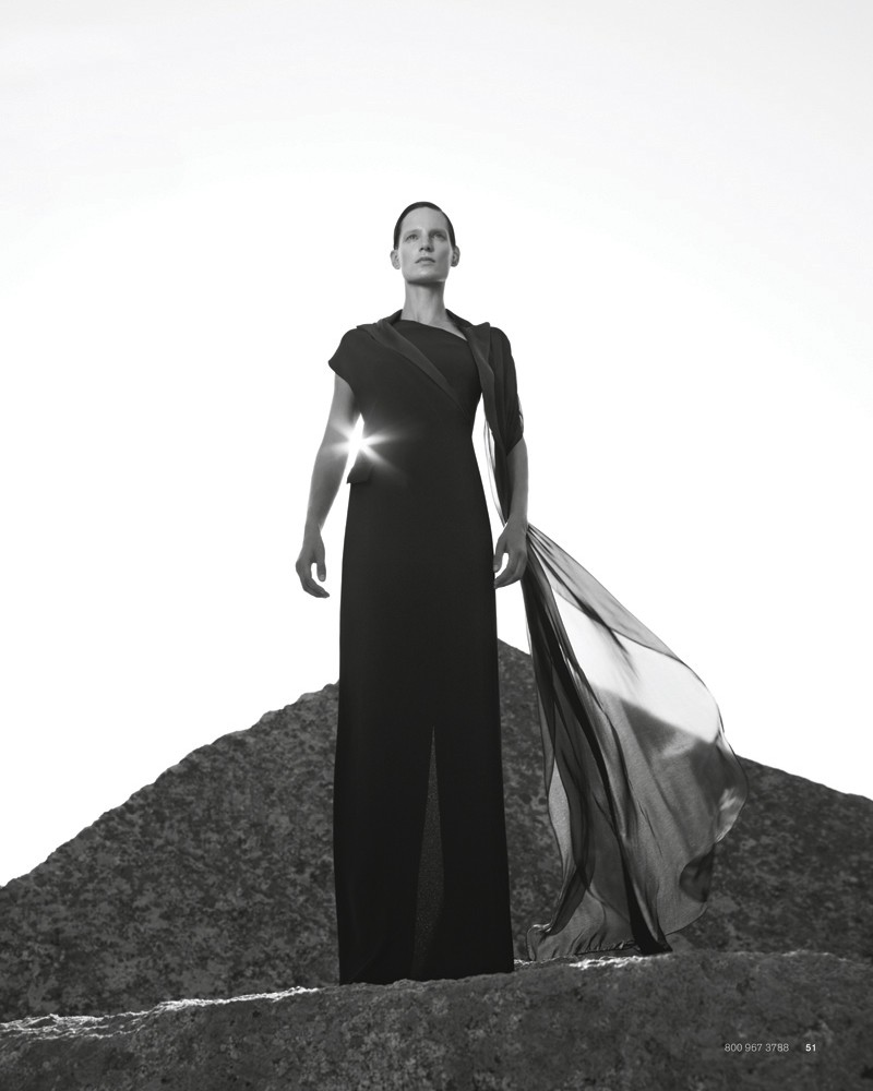IrisBergdorf3 Iris Strubegger Dons the Resort 2013 Collections for Bergdorf Goodman by Sofia & Mauro