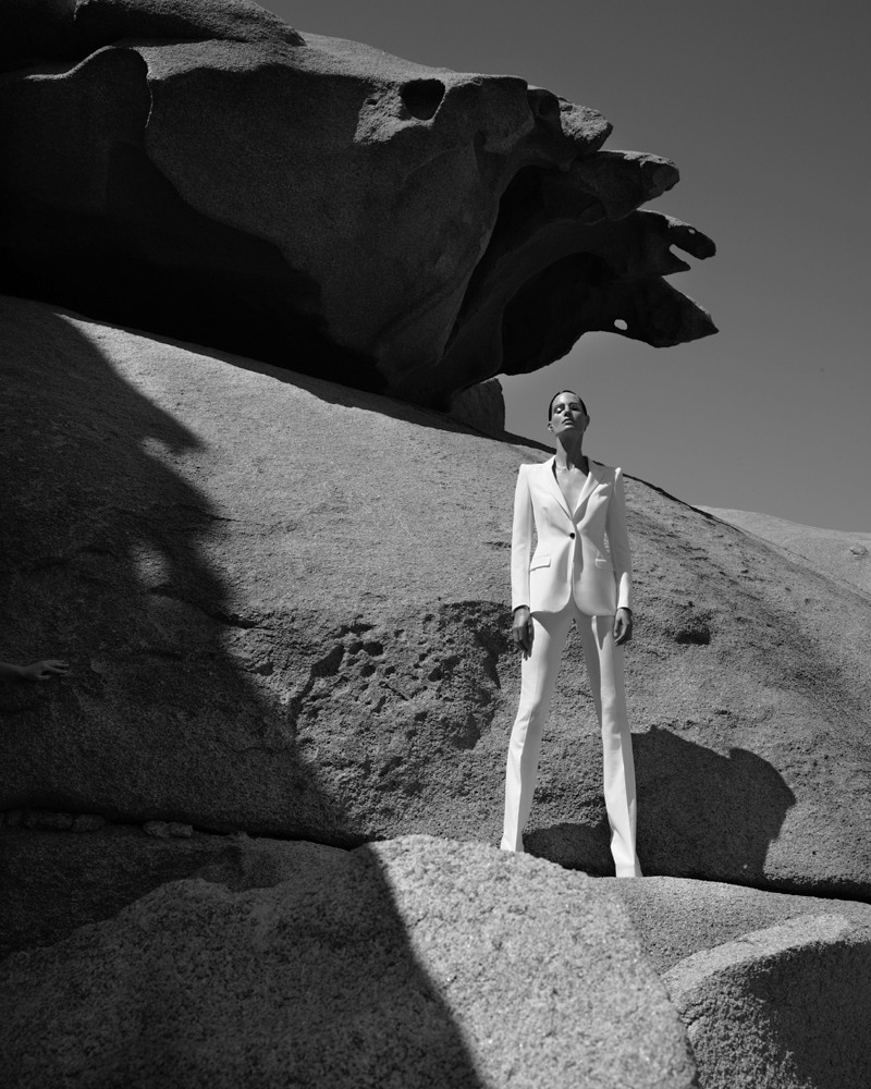 IrisBergdorf7 Iris Strubegger Dons the Resort 2013 Collections for Bergdorf Goodman by Sofia & Mauro