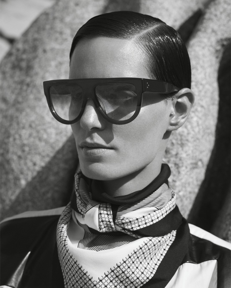 IrisBergdorf8 Iris Strubegger Dons the Resort 2013 Collections for Bergdorf Goodman by Sofia & Mauro