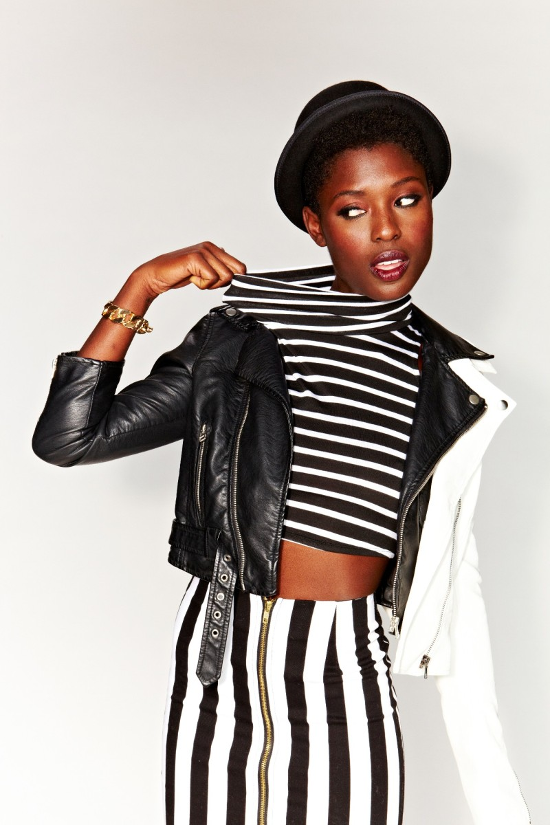 """Nasty Gal Taps Jodie Smith for its """"Loud and Clear"""" Lookbook"""