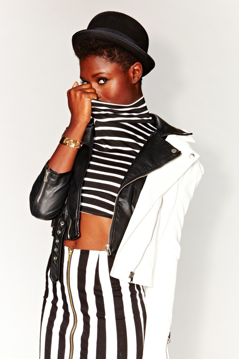 JodieSmith12 Nasty Gal Taps Jodie Smith for its Loud and Clear Lookbook