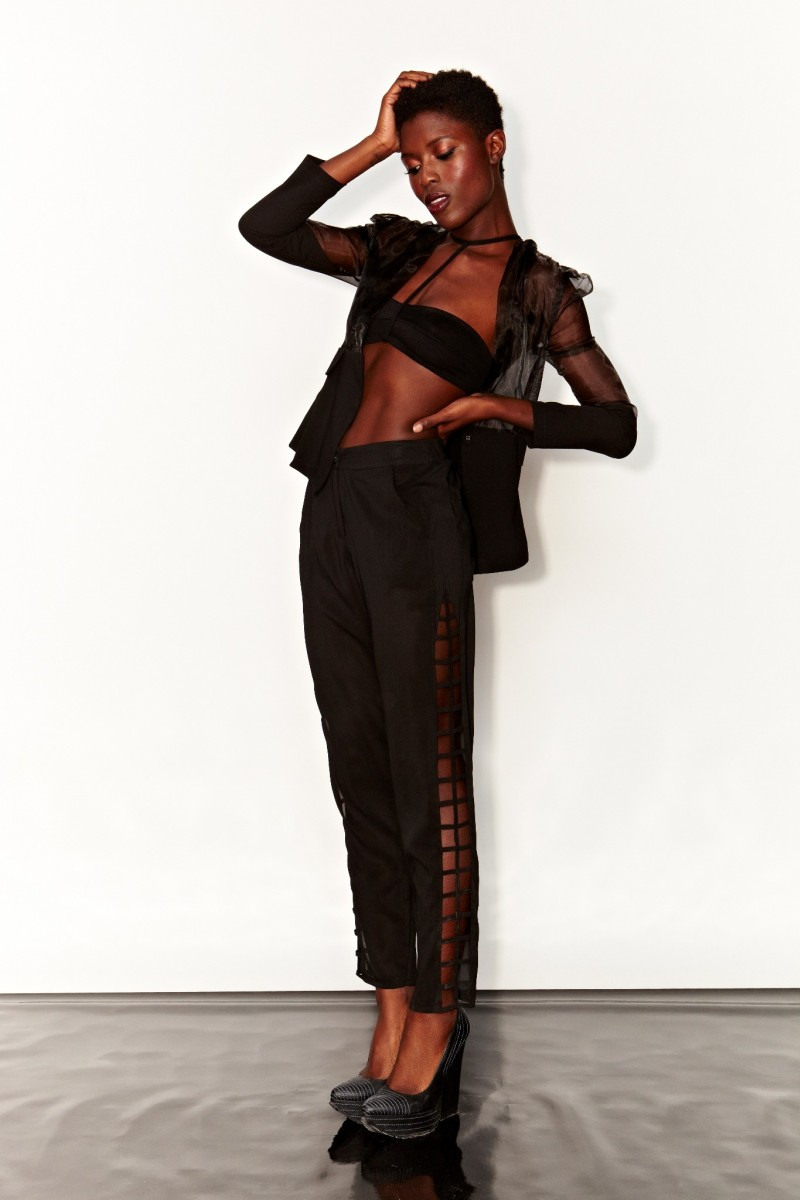 JodieSmith22 Nasty Gal Taps Jodie Smith for its Loud and Clear Lookbook