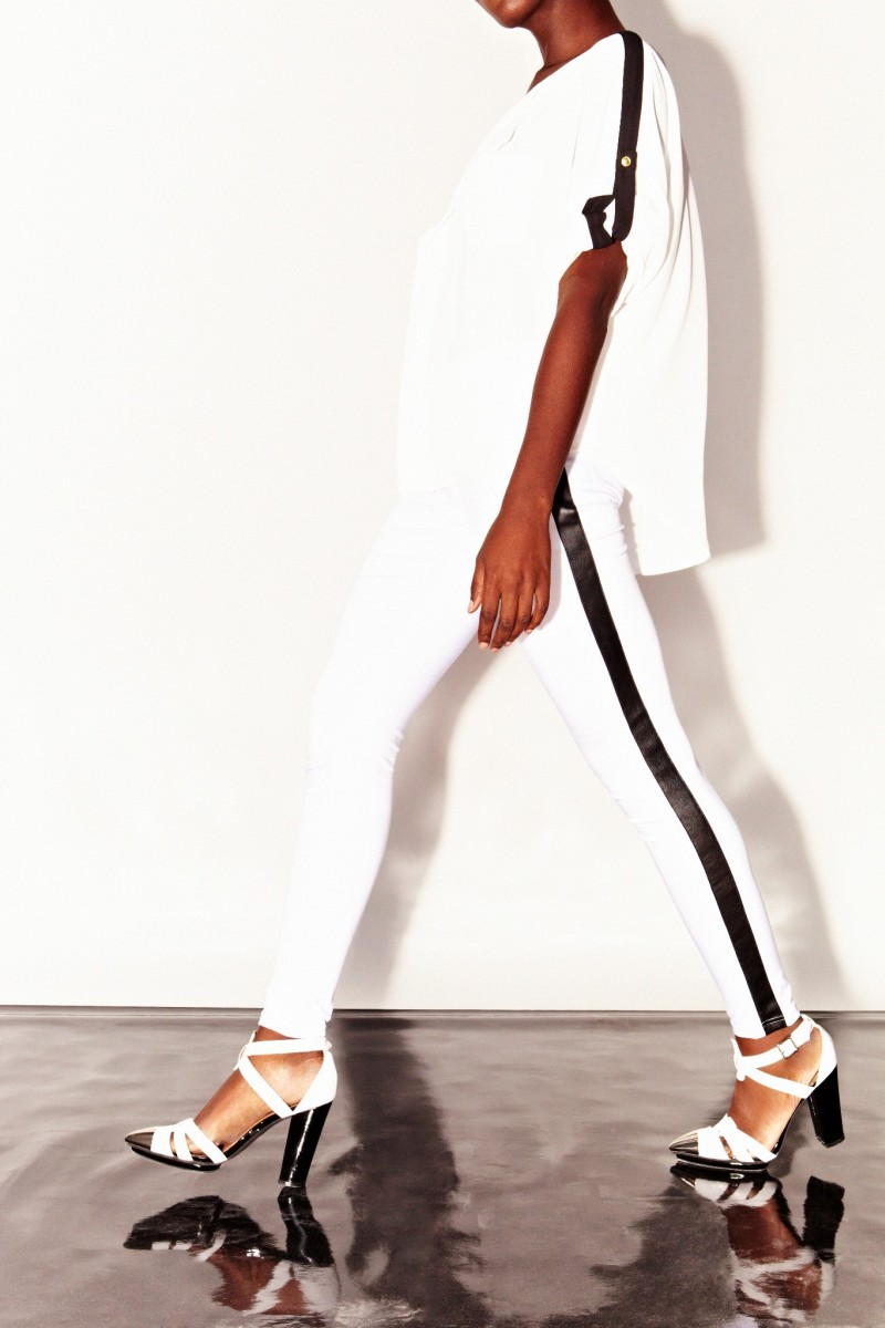 JodieSmith25 Nasty Gal Taps Jodie Smith for its Loud and Clear Lookbook