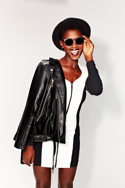"Nasty Gal Taps Jodie Smith for its ""Loud and Clear"" Lookbook"