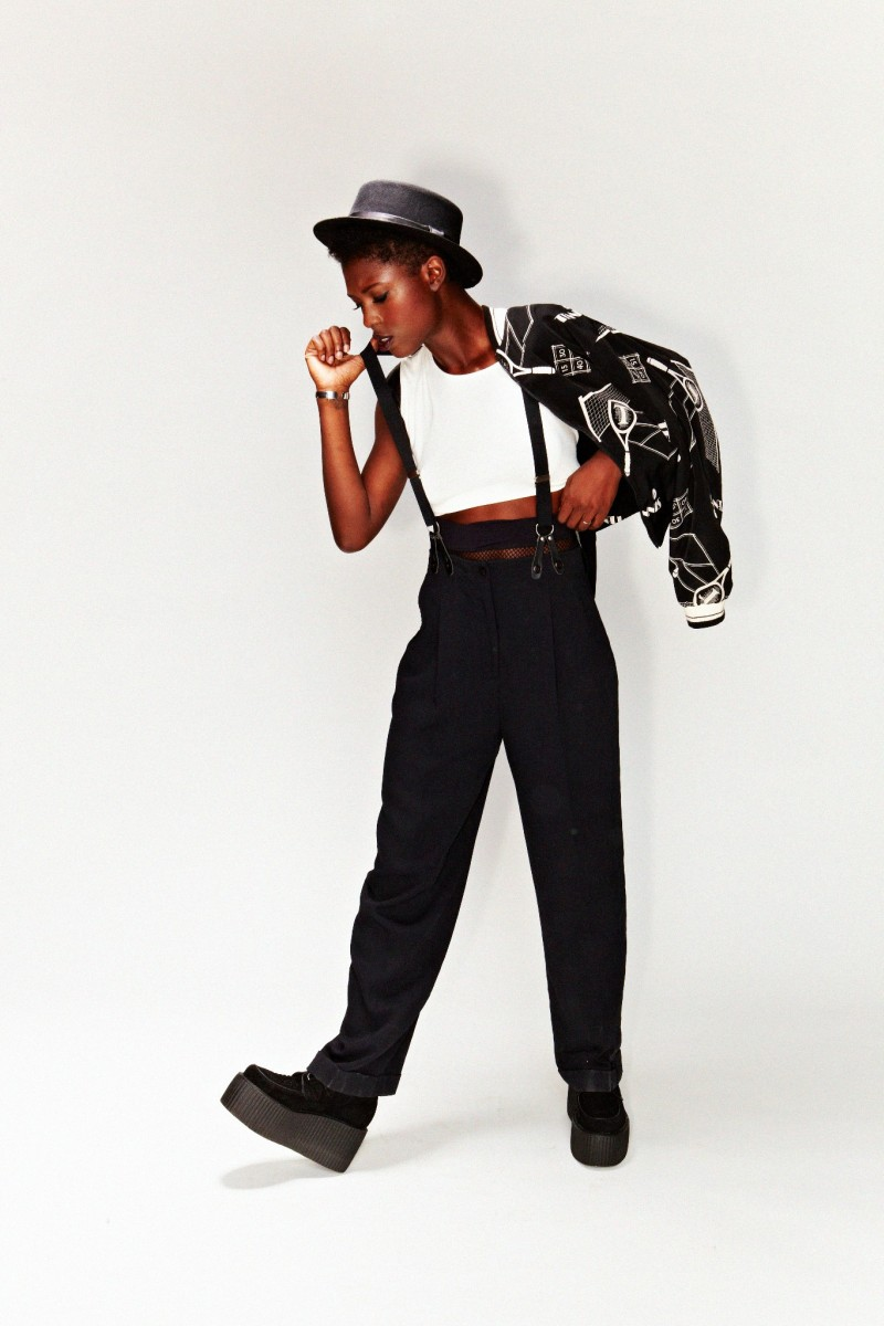 JodieSmith5 Nasty Gal Taps Jodie Smith for its Loud and Clear Lookbook