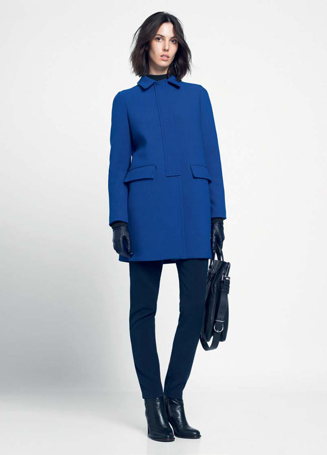 LACOSTE FW13 14 PRE FALL LOOK BOOK 25 Lacoste Taps Ruby Aldridge for its Pre Fall 2013 Collection