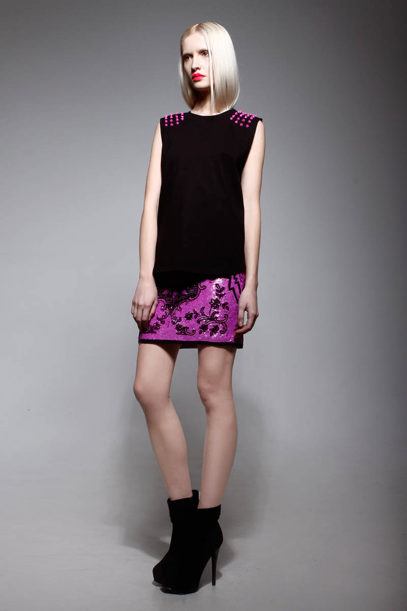 LeilaShams10 Leila Shams Ultra Cool and Modern Pre Fall 2013 Collection