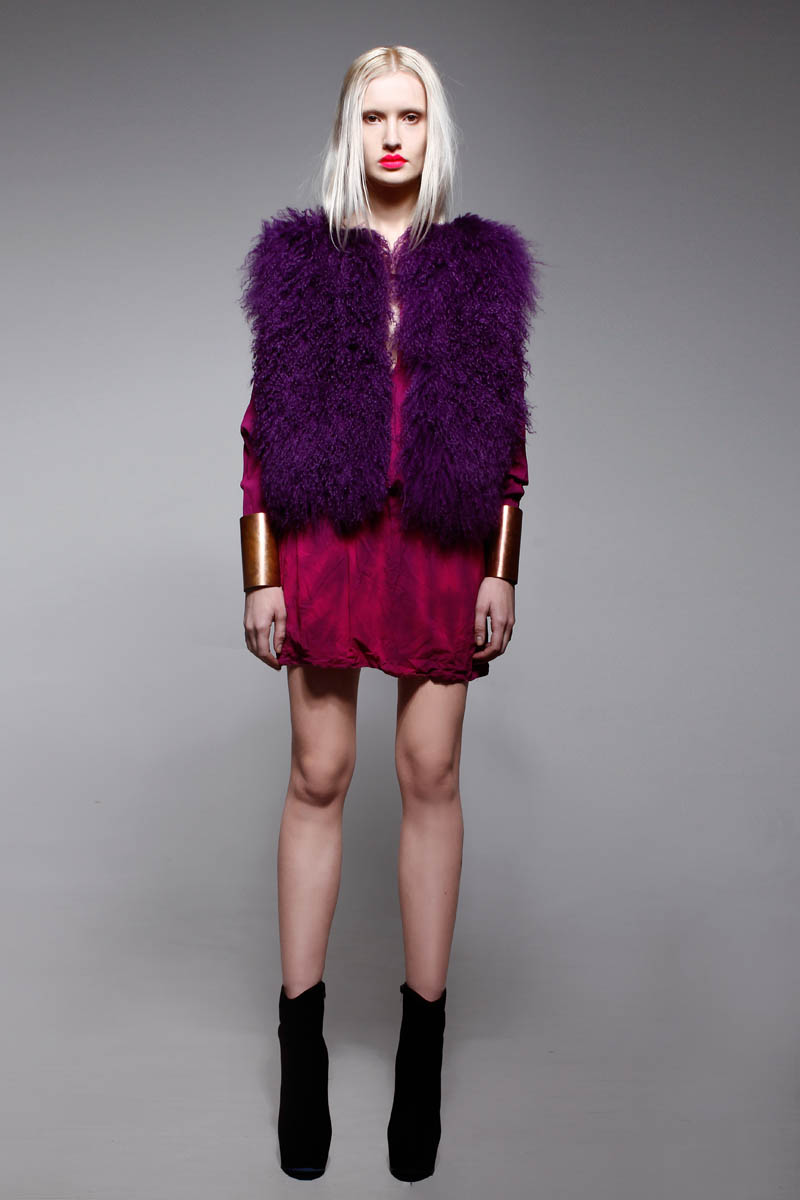 LeilaShams17 Leila Shams Ultra Cool and Modern Pre Fall 2013 Collection
