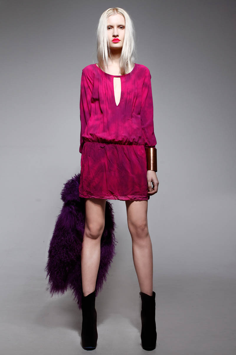 LeilaShams18 Leila Shams Ultra Cool and Modern Pre Fall 2013 Collection