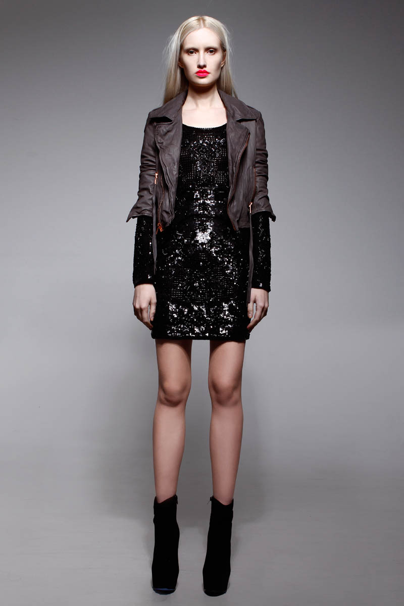 LeilaShams19 Leila Shams Ultra Cool and Modern Pre Fall 2013 Collection