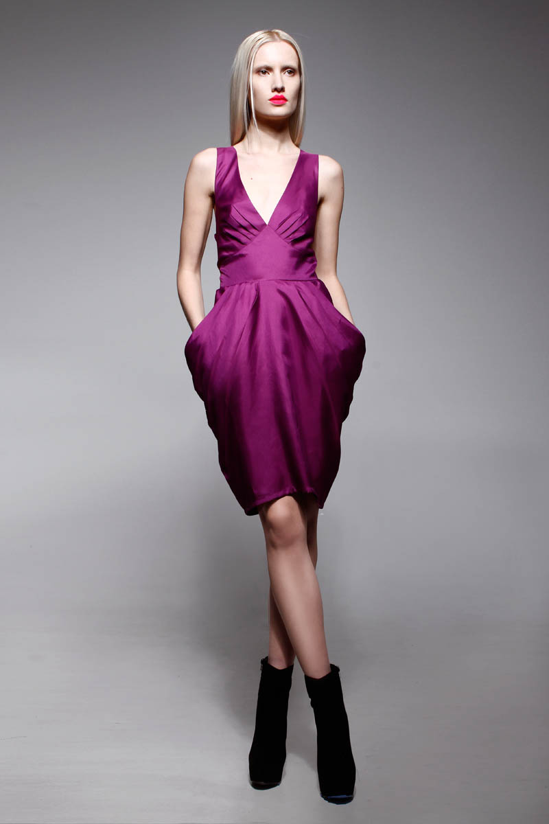 LeilaShams20 Leila Shams Ultra Cool and Modern Pre Fall 2013 Collection