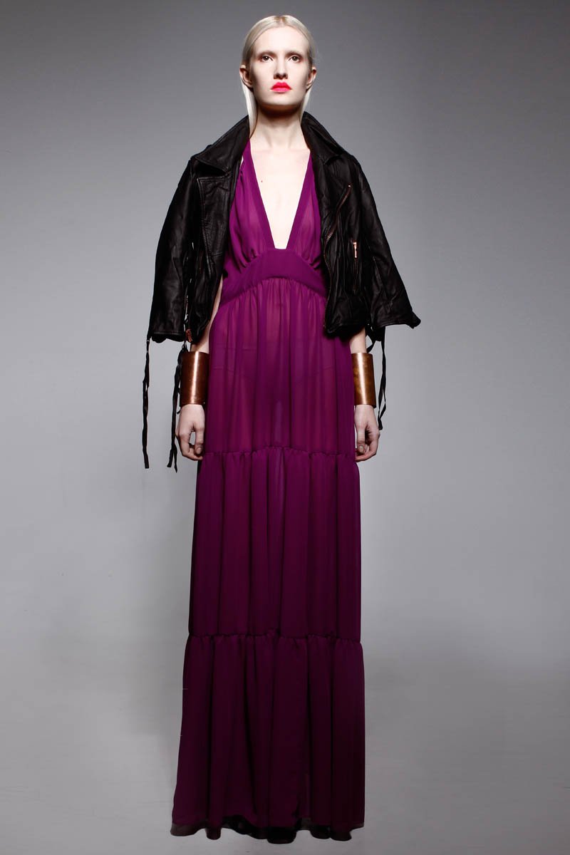 LeilaShams22 Leila Shams Ultra Cool and Modern Pre Fall 2013 Collection