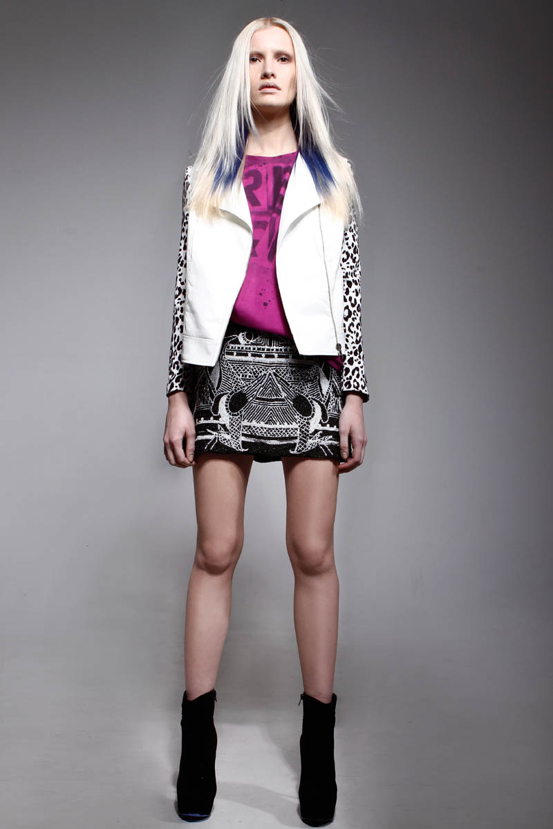 LeilaShams4 Leila Shams Ultra Cool and Modern Pre Fall 2013 Collection