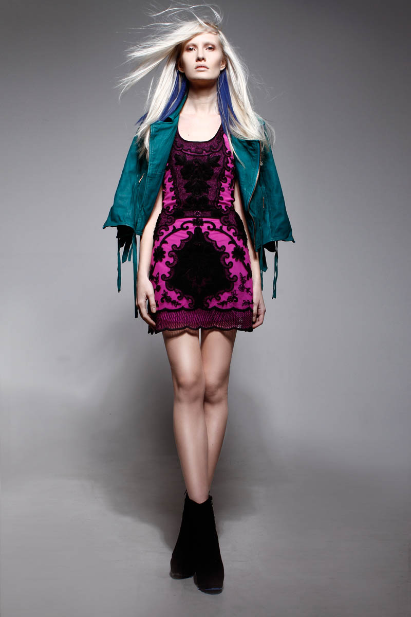 LeilaShams5 Leila Shams Ultra Cool and Modern Pre Fall 2013 Collection