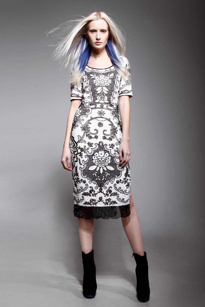 LeilaShams6 Leila Shams Ultra Cool and Modern Pre Fall 2013 Collection