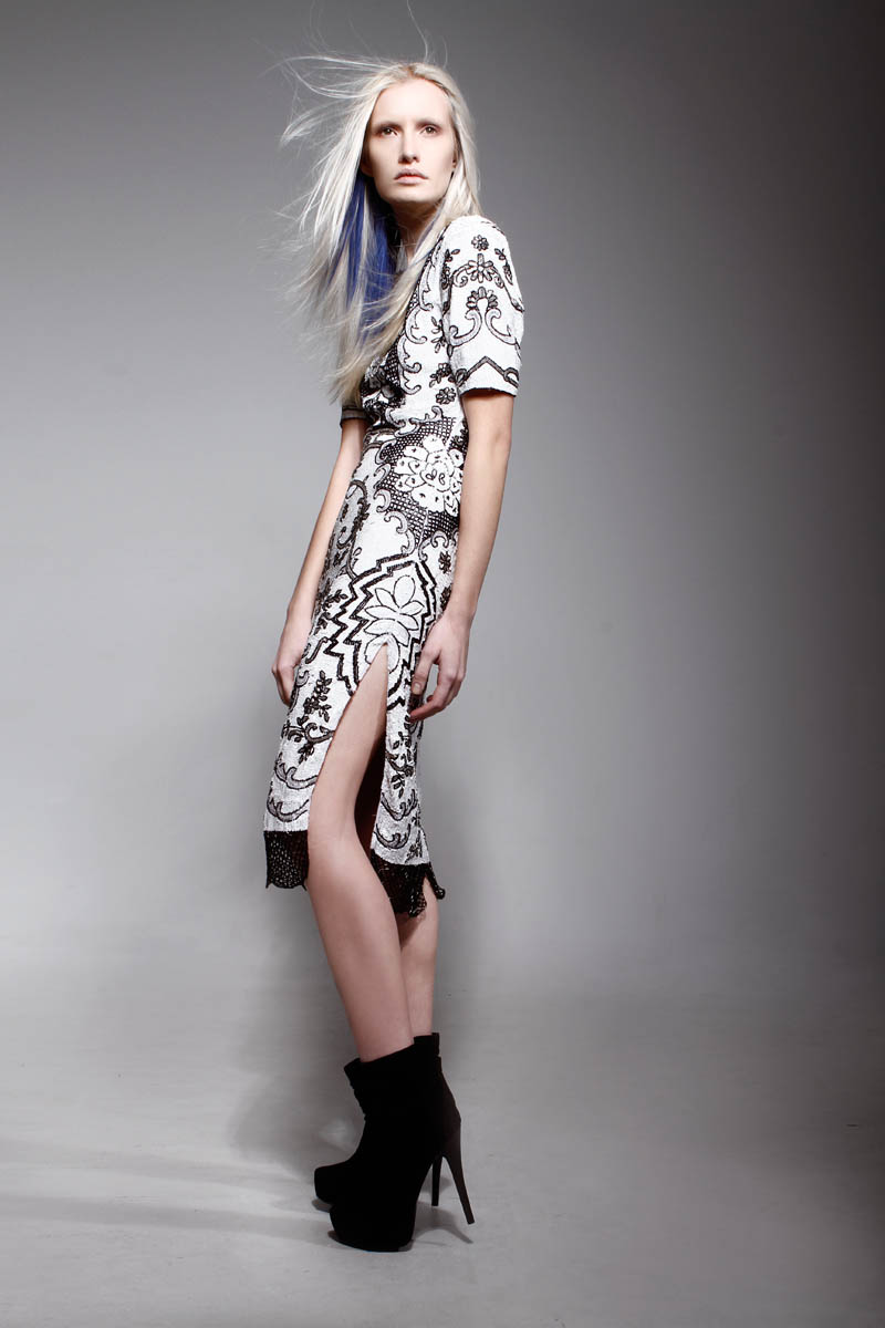 LeilaShams7 Leila Shams Ultra Cool and Modern Pre Fall 2013 Collection