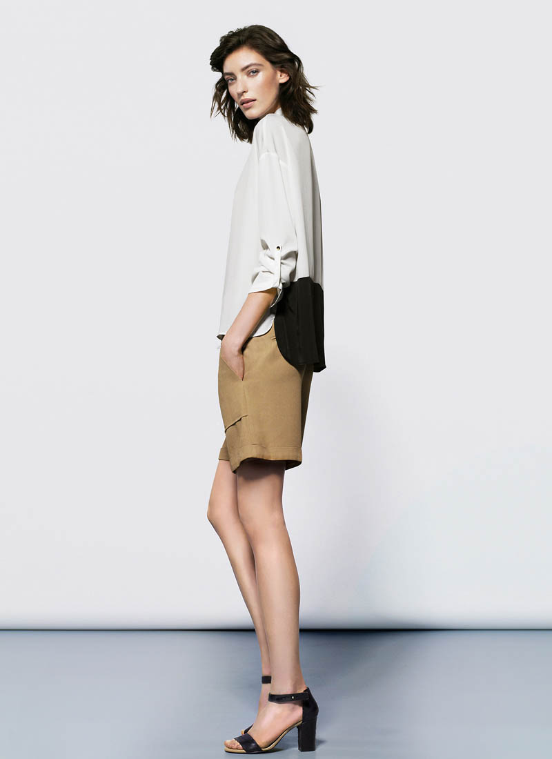 MangoJan10 Mango Showcases Must Have Spring Style with its January 2013 Lookbook