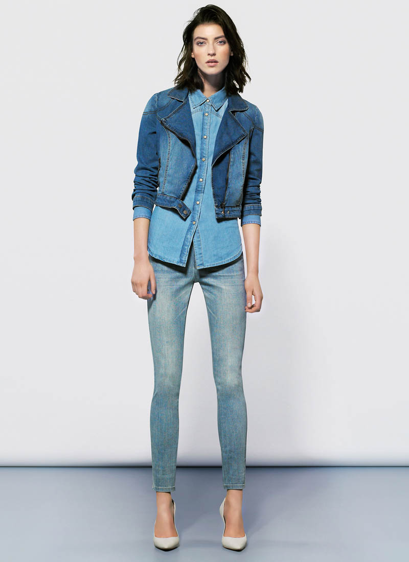 MangoJan12 Mango Showcases Must Have Spring Style with its January 2013 Lookbook