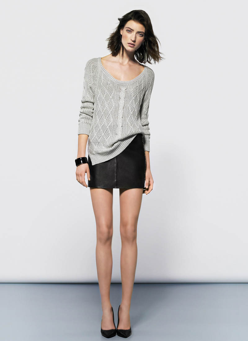MangoJan17 Mango Showcases Must Have Spring Style with its January 2013 Lookbook