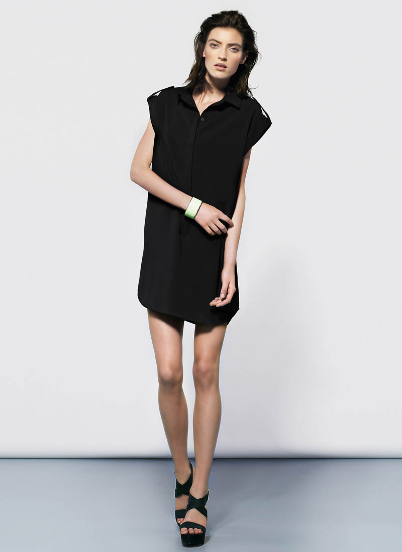 MangoJan18 Mango Showcases Must Have Spring Style with its January 2013 Lookbook
