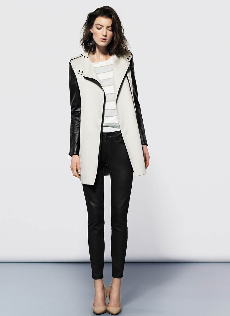 MangoJan2 Mango Showcases Must Have Spring Style with its January 2013 Lookbook