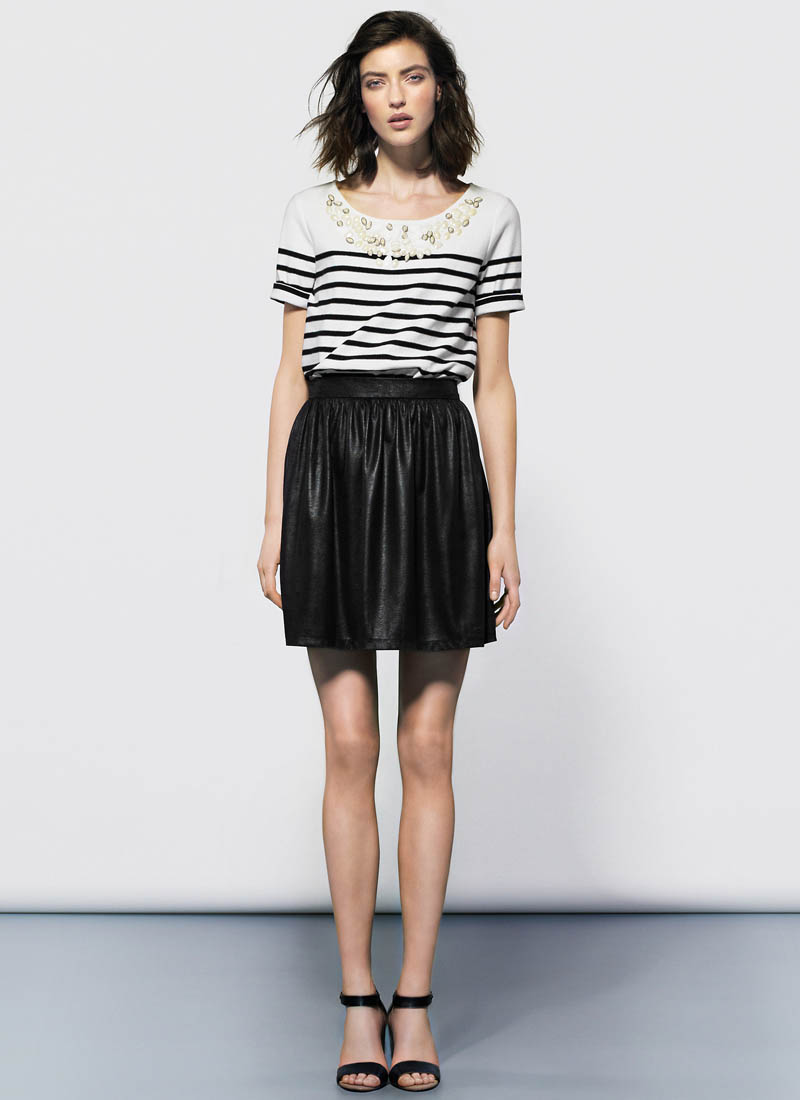 MangoJan3 Mango Showcases Must Have Spring Style with its January 2013 Lookbook