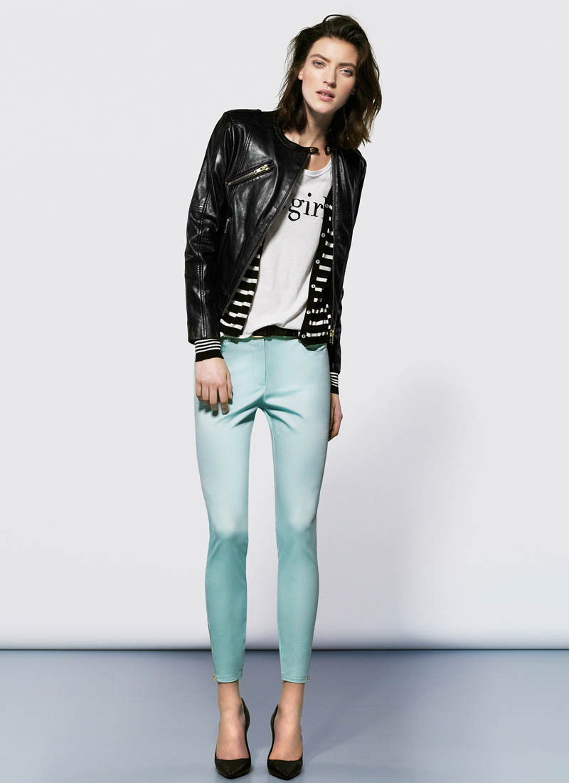 MangoJan6 Mango Showcases Must Have Spring Style with its January 2013 Lookbook