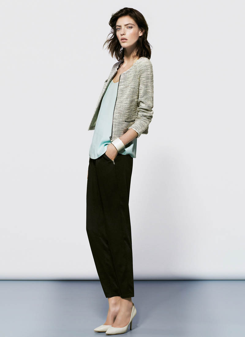 MangoJan8 Mango Showcases Must Have Spring Style with its January 2013 Lookbook