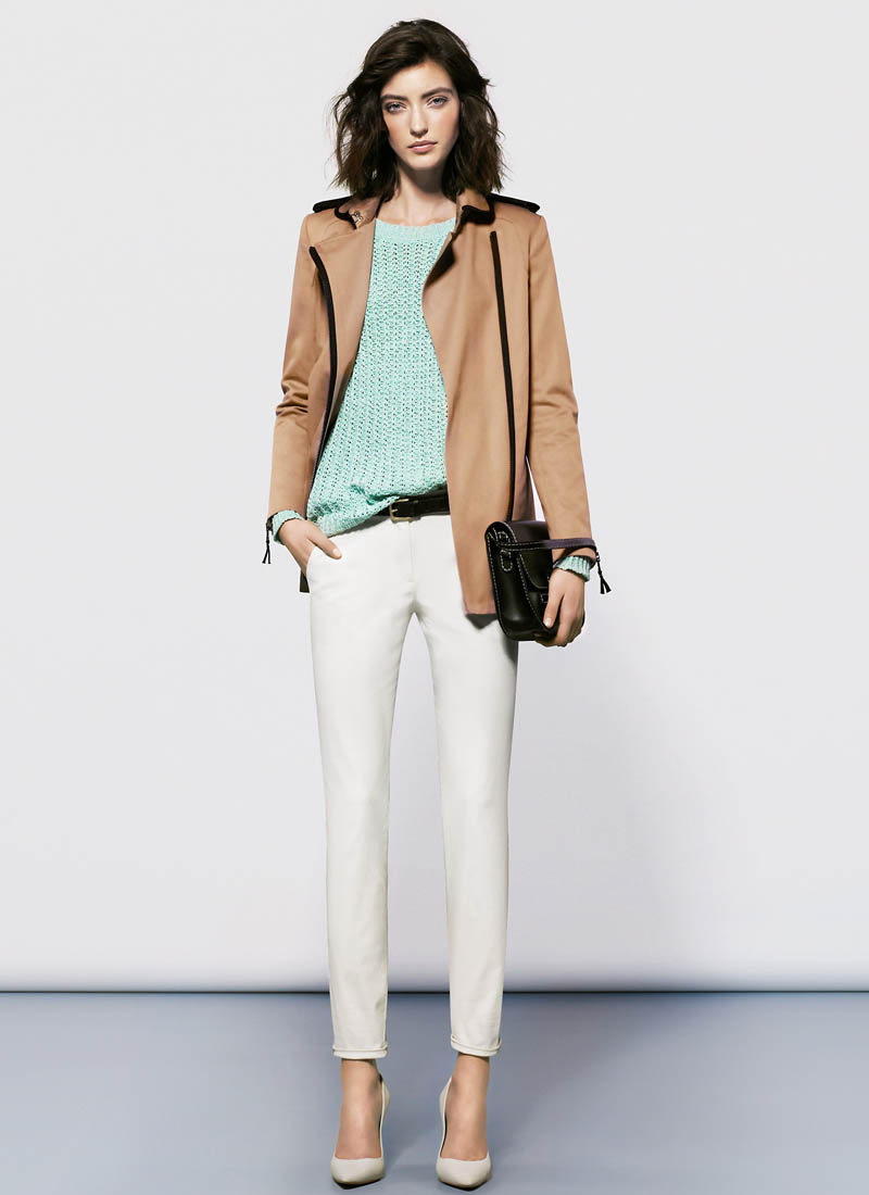 MangoJan9 Mango Showcases Must Have Spring Style with its January 2013 Lookbook