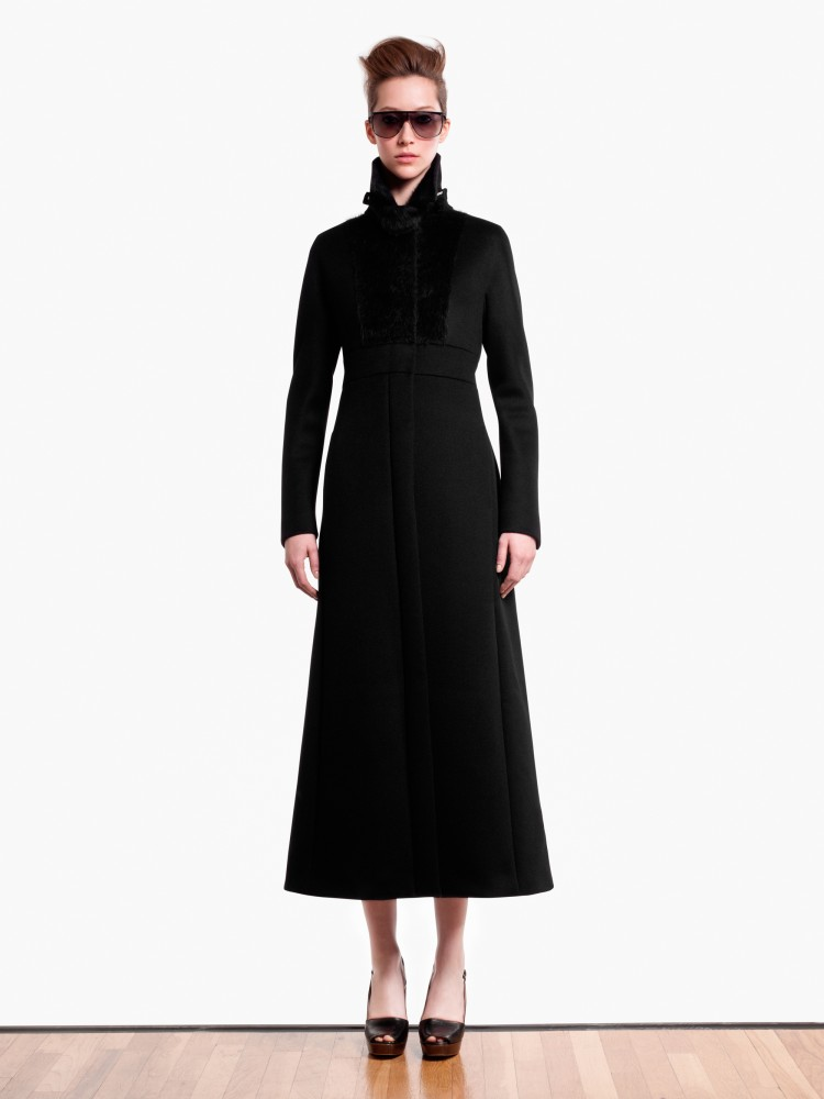 MaxMaraPF14 Max Mara Showcases Oversized Elegance for its Pre Fall 2013 Collection