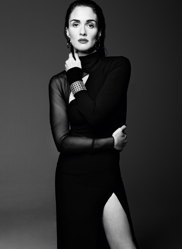 PazVega5 Paz Vega Gets Sultry for So Chic Magazine by Gianluca Fontana
