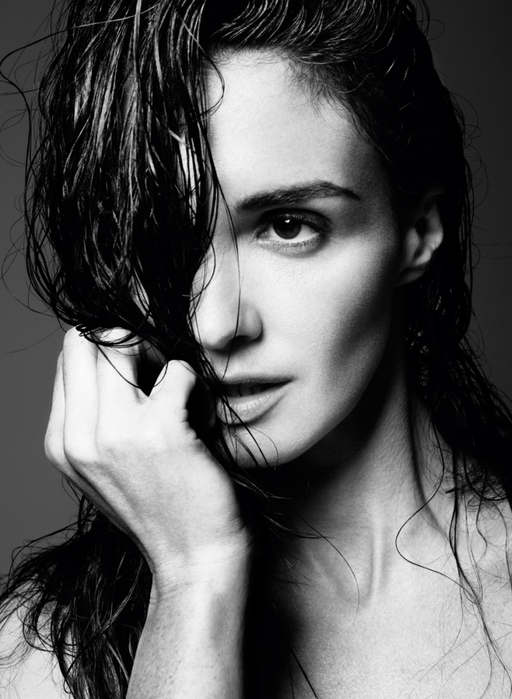 PazVega7 Paz Vega Gets Sultry for So Chic Magazine by Gianluca Fontana