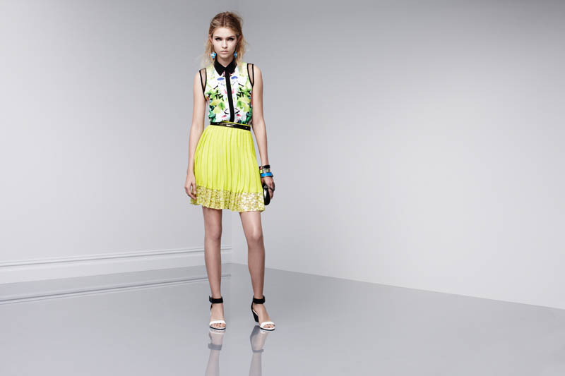 PrabalforTarget1 Josephine Skriver Tapped for the Prabal Gurung for Target Lookbook