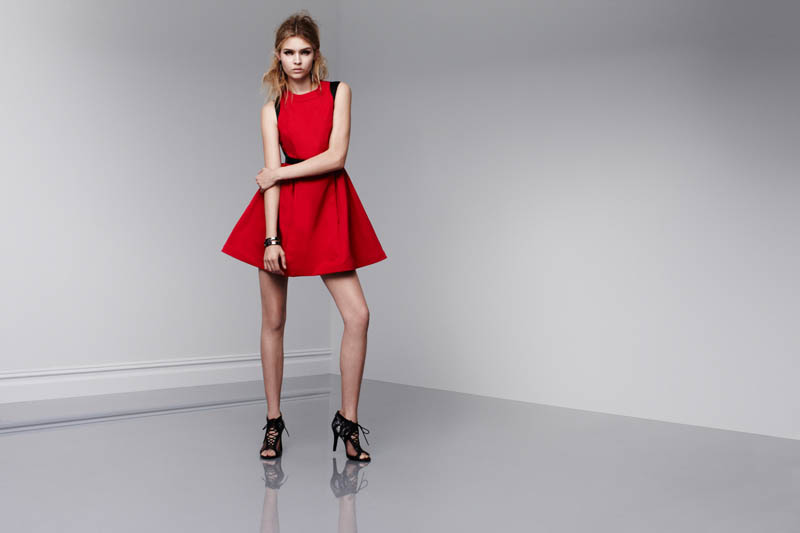 PrabalforTarget18 Josephine Skriver Tapped for the Prabal Gurung for Target Lookbook