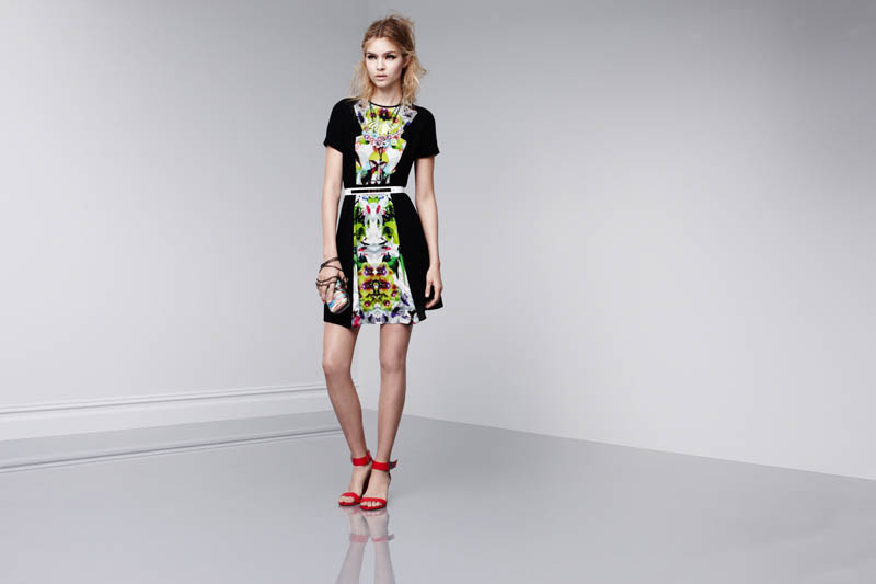 PrabalforTarget2 Josephine Skriver Tapped for the Prabal Gurung for Target Lookbook