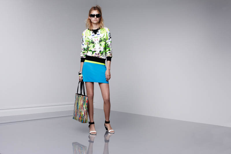 PrabalforTarget3 Josephine Skriver Tapped for the Prabal Gurung for Target Lookbook