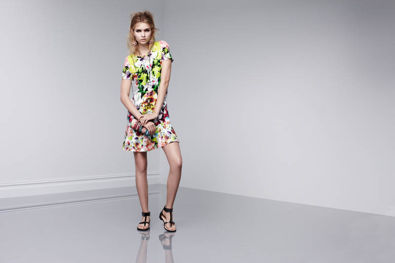 PrabalforTarget4 Josephine Skriver Tapped for the Prabal Gurung for Target Lookbook