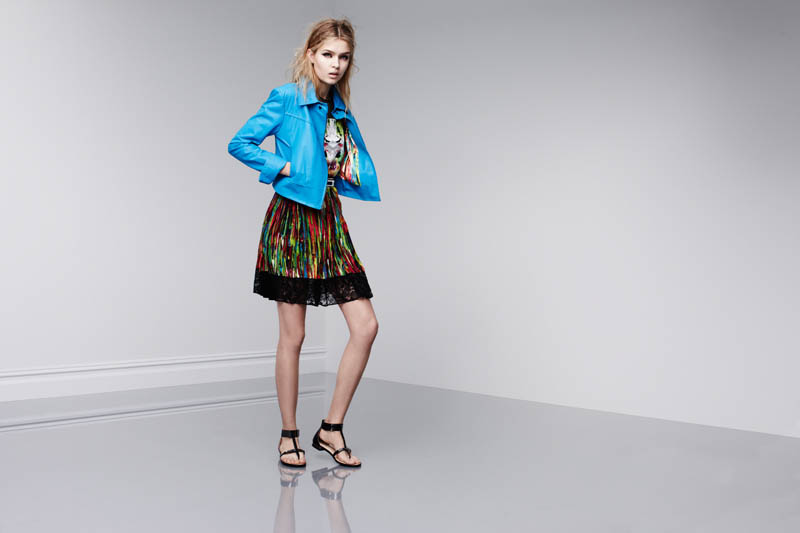 PrabalforTarget5 Josephine Skriver Tapped for the Prabal Gurung for Target Lookbook