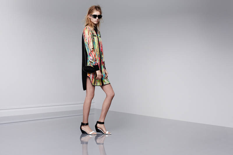 PrabalforTarget6 Josephine Skriver Tapped for the Prabal Gurung for Target Lookbook