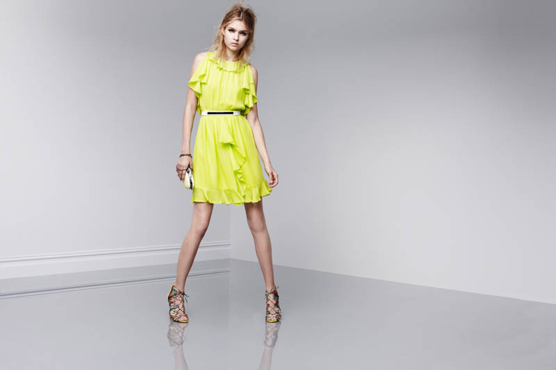PrabalforTarget8 Josephine Skriver Tapped for the Prabal Gurung for Target Lookbook