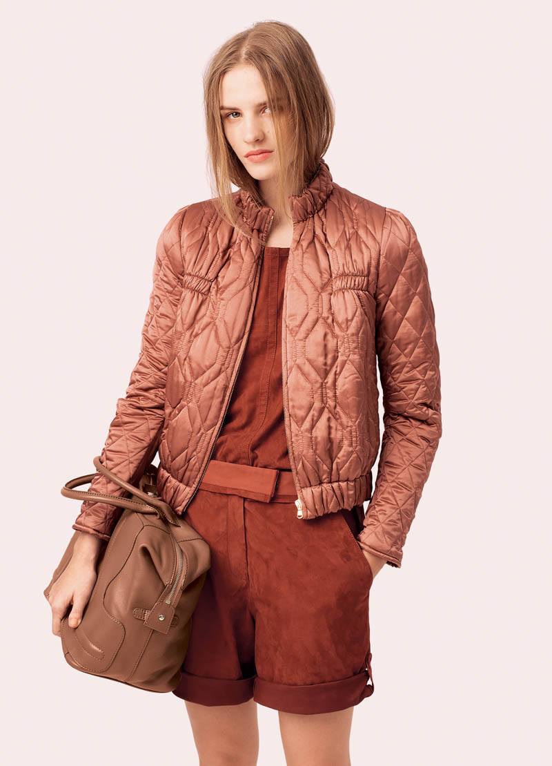 SeeChloePF3 See by Chloe Has a Relaxed Outing for its Pre Fall 2013 Collection
