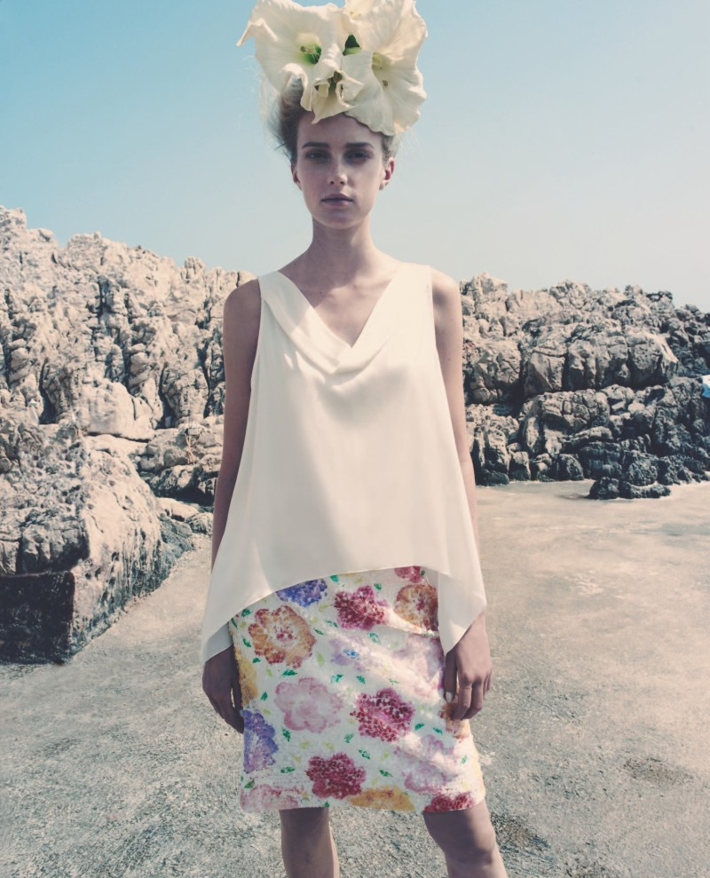 SigridNeimanBook11 Sigrid Agren Has a Coastal Getaway for the Neiman Marcus Resort 2013 Book
