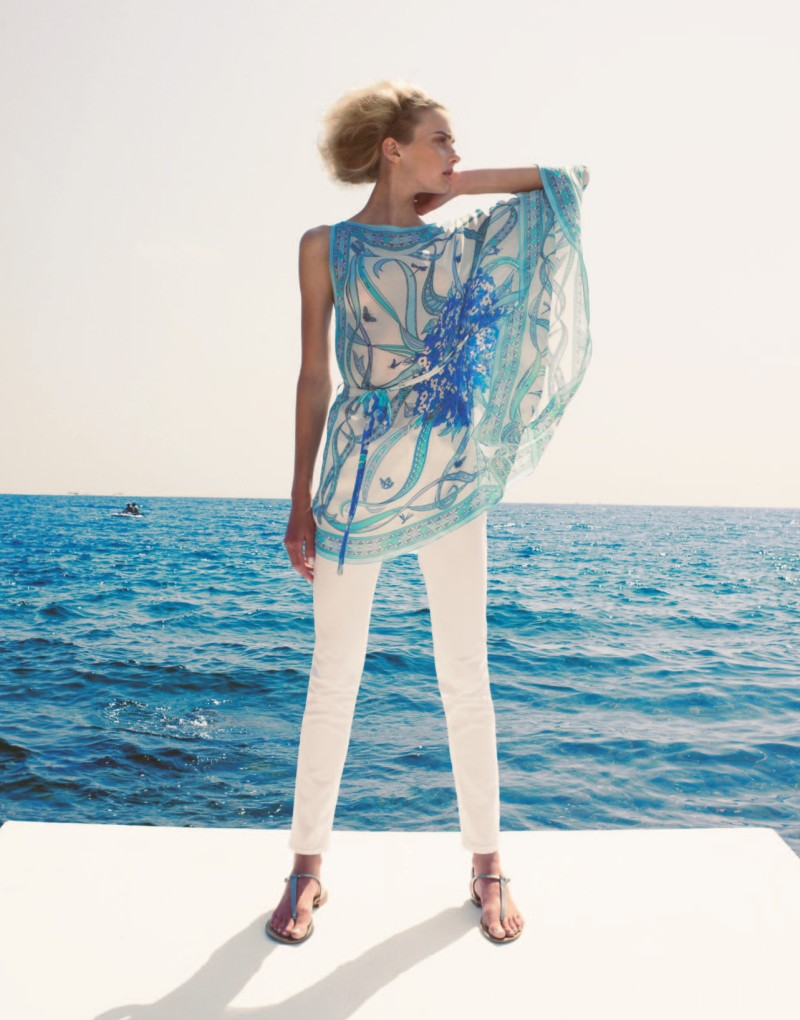 SigridNeimanBook13 Sigrid Agren Has a Coastal Getaway for the Neiman Marcus Resort 2013 Book